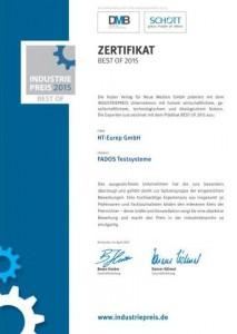 Zertifikat_Industriepreis2015