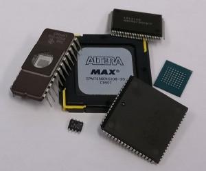IC - integrierte Schaltkreise